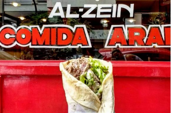 El mejor shawarma de Buenos Aires